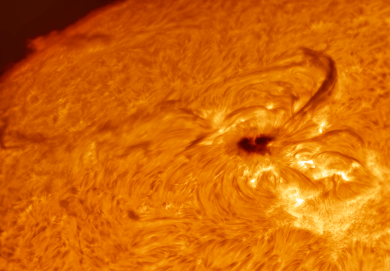 Photo of Experts Predict a Long, Deep Solar Minimum