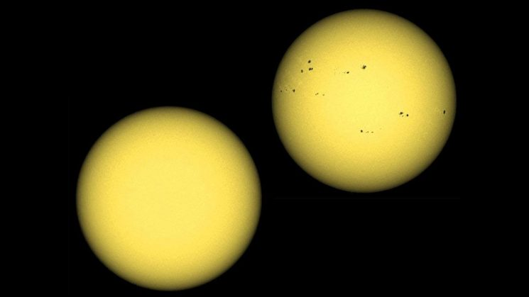 Solar Cycle 25 is Here!